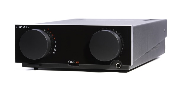 Cyrus adds the One HD Amplifier to its line up