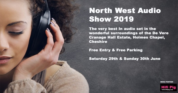 Fanthorpes HiFi At The North West Audio Show 2019