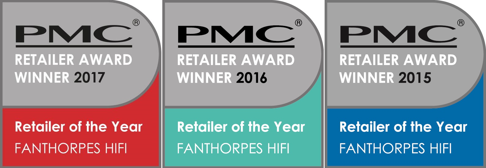 PMC Retailer Of The Year Awards