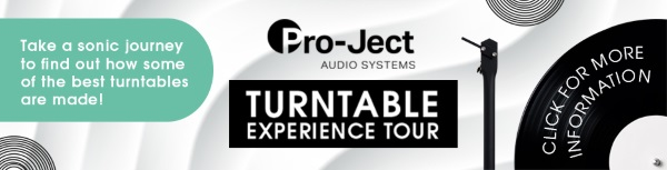 Project Turntable Experience At Fanthorpes HiFi