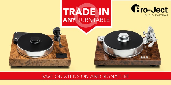 Project Turntables Trade In Offer - Save £1000