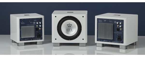 REL Tx Series Subwoofers Now Available