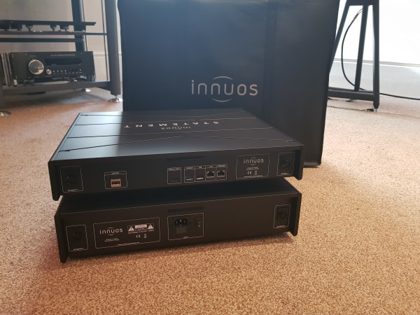 Innuos Zenith Statement On Demo - How Does It Compare To The SE?