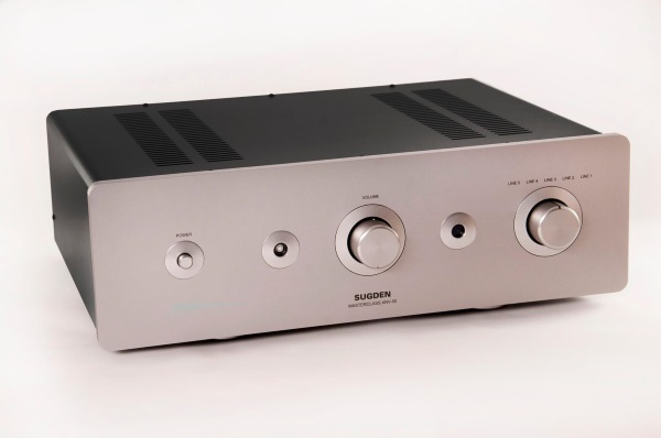 Sugden Announce Masterclass ANV-50 Integrated Amplifier