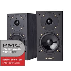 PMC DB1 Gold Speakers