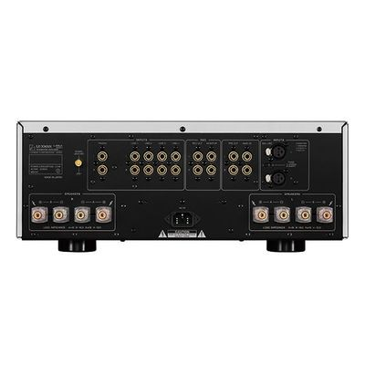 Luxman L-505uXII Integrated Amplifier Rear