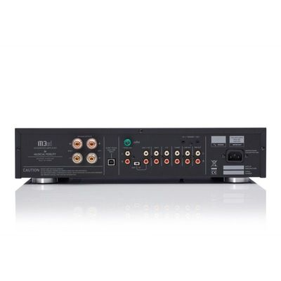 Musical Fidelity M3Si Amplifier Rear
