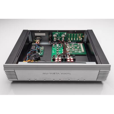 Musical Fidelity NU-Vista Vinyl Phono Stage Inside
