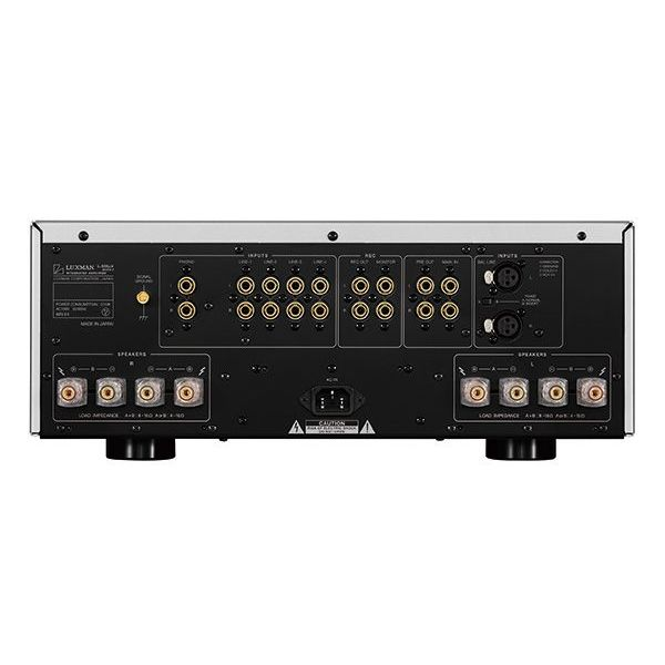 Luxman L 505ux Ii Integrated Amplifier Trade In Available